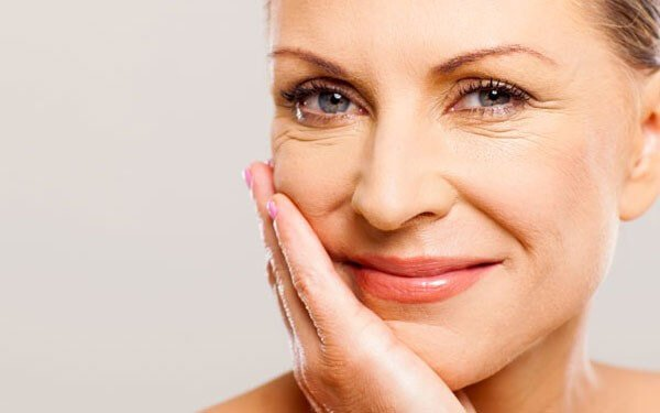 Microdermabrasion for ageing skin