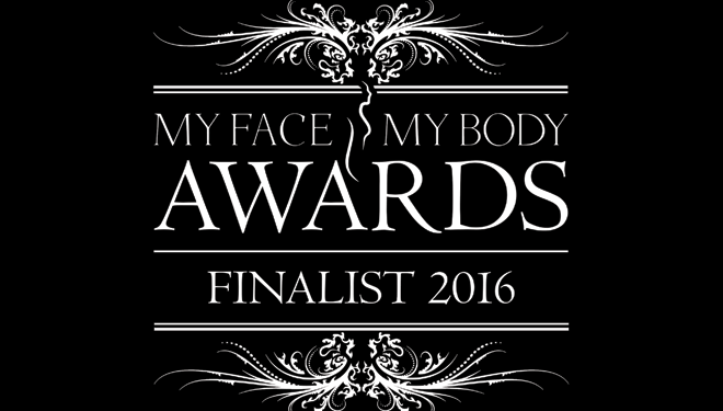 MyFaceMyBody awards – We made the final