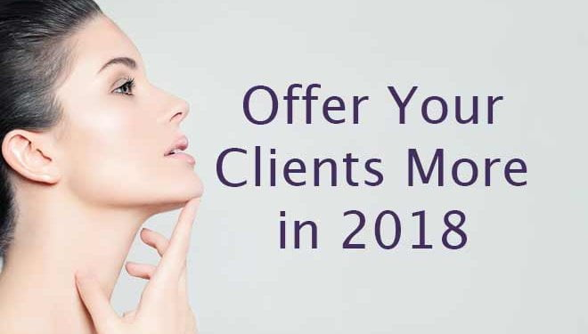 Offer your clients the best in non-surgical skin rejuvenation