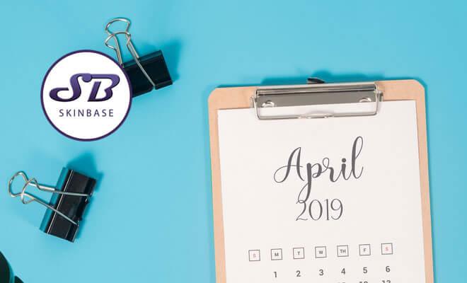 Key Dates in April