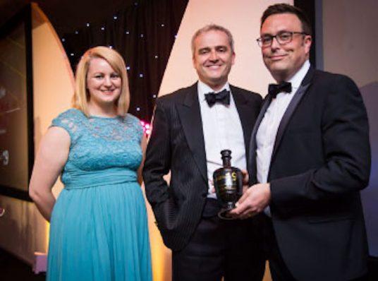 award win for SkinBase