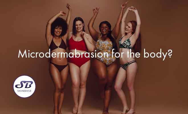 microdermabrasion for the body