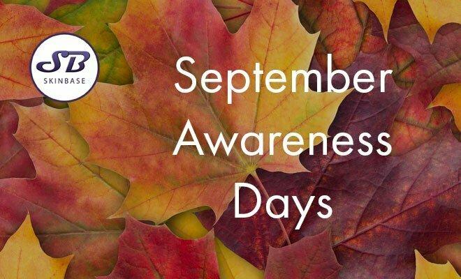 september awareness day